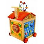 Игрушка обучающая Фермерский домик I'm Toy