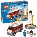 Лего Сити Пусковая платформа