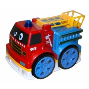 Р/у пожарная машина для малышей