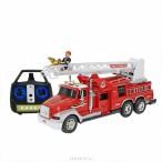Машина пожарная на радиоуправлении с функцией разбрызгивания воды