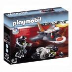 """Игровой набор Playmobil""""Секретный Агент Реактивный Самолет Разведчик"""""""