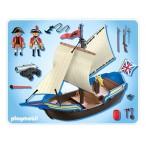 PLAYMOBIL Пираты: Корабль англичан