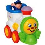 Развивающая игрушка Забавный паровозик