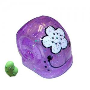 Раковина для крабика Ша-Ша  Purple Flower
