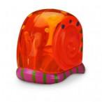Оранжевая раковина для крабиков ша-ша