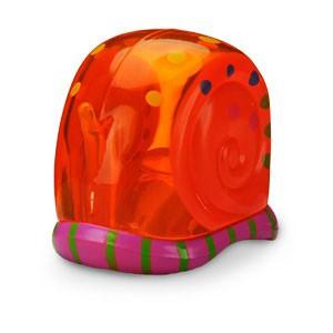 Оранжевая раковина для крабика Ша-Ша