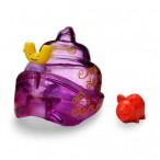 Фиолетовая раковина для крабика ша-ша