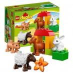 LEGO Duplo  Животные На Ферме