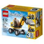 Lego Creator  Лего Криэйтор Мощный экскаватор