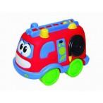 Пожарная машина Soft Cars