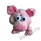Интерактивная мягкая игрушка Свинка