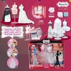 """Игровой набор для моделирования одежды Harumika """"Свадебная коллекция""""/"""