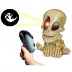 Игрушка Тир проекционный Джонни-Черепок с 1 бластером Johnny the Skull