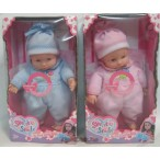 Кукла пупс Amore Bebe, интерактивная кукла 30 см, ассортимент