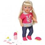 Интерактивная кукла Zapf Creation Baby Born Сестричка 43 см