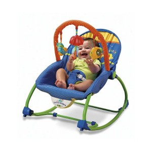 Кресло-качалка «Infant-To-Toddler Rocker»