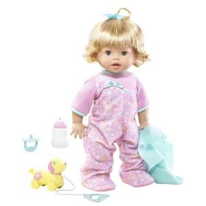 Кукла «Little Mommy Walk & Giggle Doll»