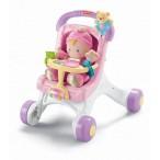 Каталка-коляска «Блестящие основы» от Fisher-Price