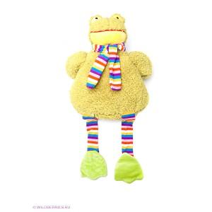 """Мягкая игрушка """"Полосатики"""" Лягушонок, 22 см"""