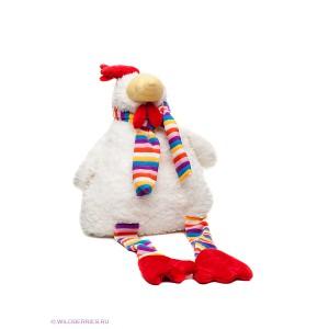 """Мягкая игрушка """"Полосатики"""" Цыпленок, 22 см"""