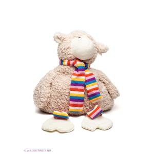 """Мягкая игрушка """"Полосатики"""" Овечка, 22 см"""
