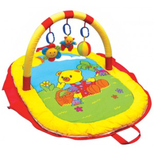 Дорожный коврик-сумка «Мишутка»