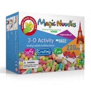 Конструктор Magic Nuudles  (220 деталей)