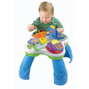 Музыкальный стол «Смейся и учись» от Fisher-Price