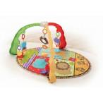 """Коврик """"Luv U Zoo Musical Mirror Activity Gym"""" от Fisher-Price"""
