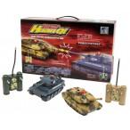 Радиоуправляемый Танковый бой HUAN QI 508-10