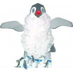 Волшебный пингвин из кристаллов