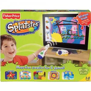 Телевизионная приставка Splatster