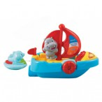 """Развивающая игрушка """"Плавающий корабль"""" на батарейках, водонепроницаемый"""