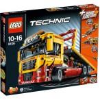 Грузовик с платформой, LEGO 8109