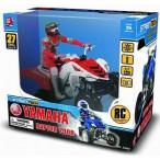 Квадроцикл на раиоудправлении, 1:8 Yamaha Raptor.