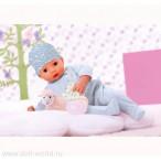 Кукла Baby Annabell мальчик,многофункцианальная