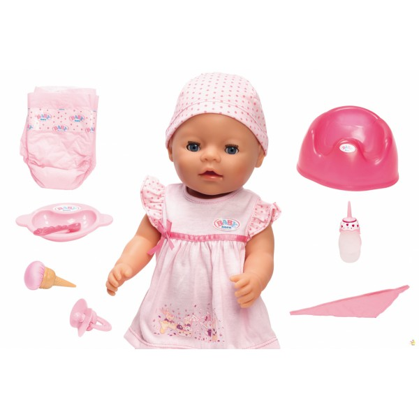 Беби бон девочка одежда на эту куклу