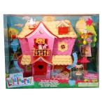 Игровой набор Пряничный домик Мини Лалалупси